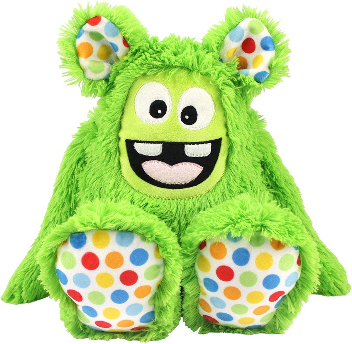 Kullaloo Naaiset Memomo Monster Groen