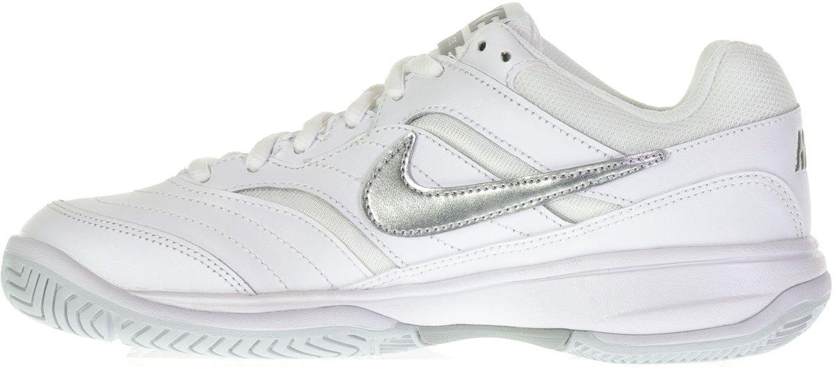 huge discount 21d7a 725cc bol.com  Nike Court Lite Tennisschoenen - Maat 40.5 - Vrouwen - witzilver