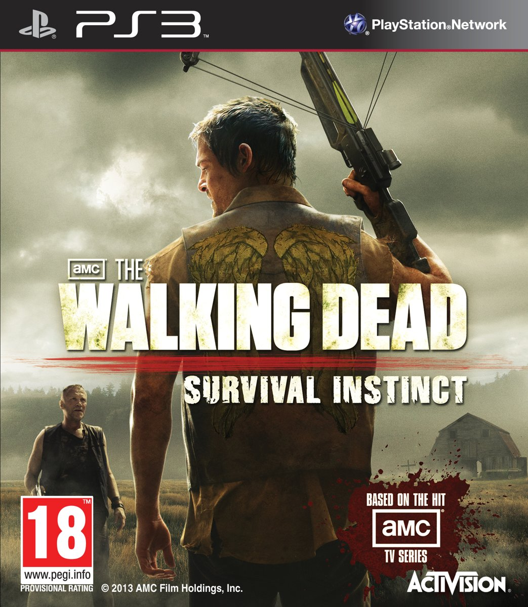 The Walking Dead: Survival Instinct kopen