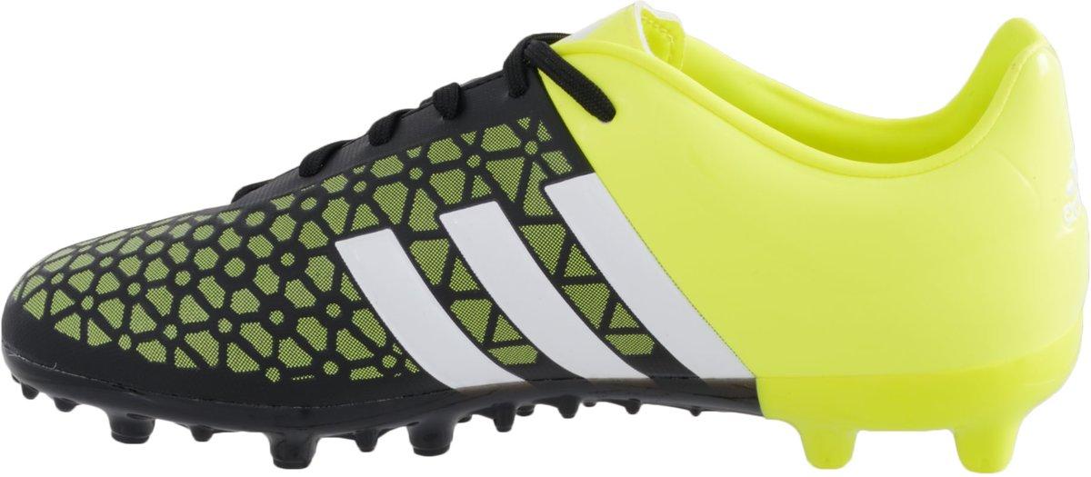 Chaussures De Football Adidas Unisexe Pour Les Enfants Ace 15,3 Fg / Ag, 35