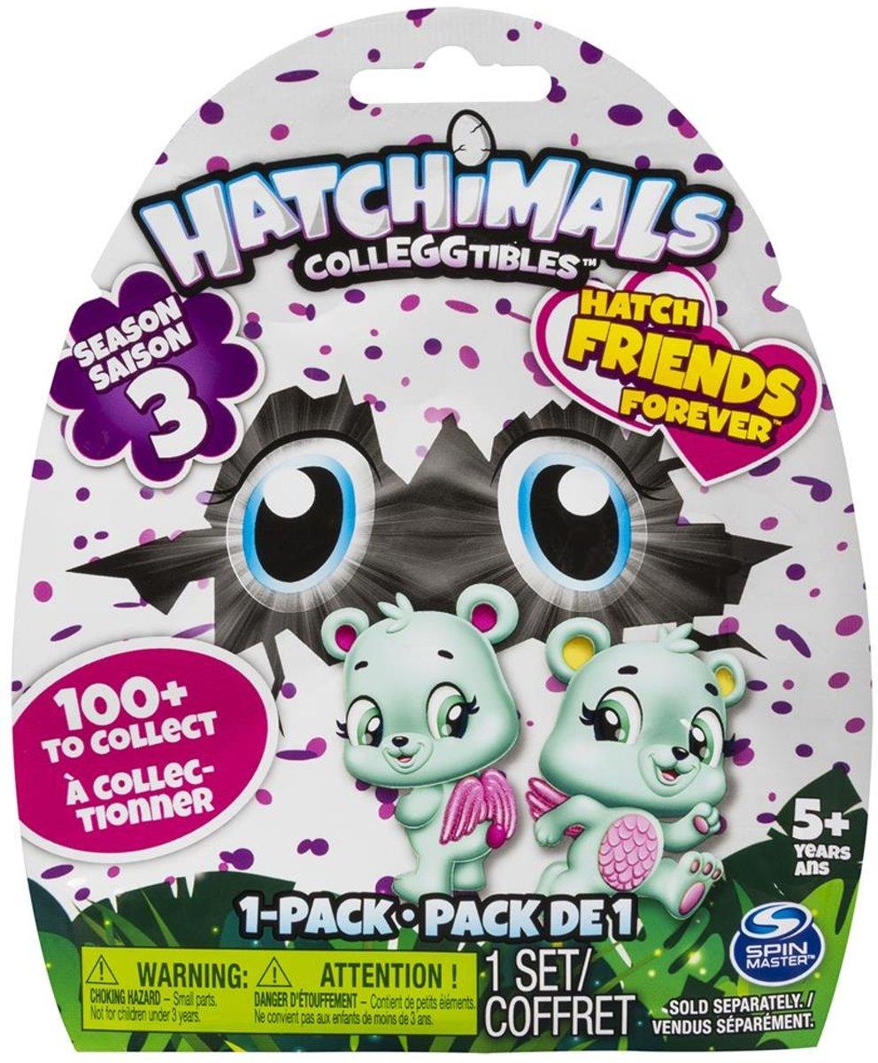 Hatchimals CollEGGtibles 1 Pack - Season 3