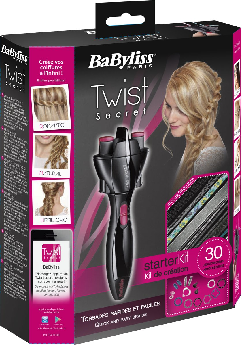 Bolcom Babyliss Tw1100e Twist Secret Stylingtool