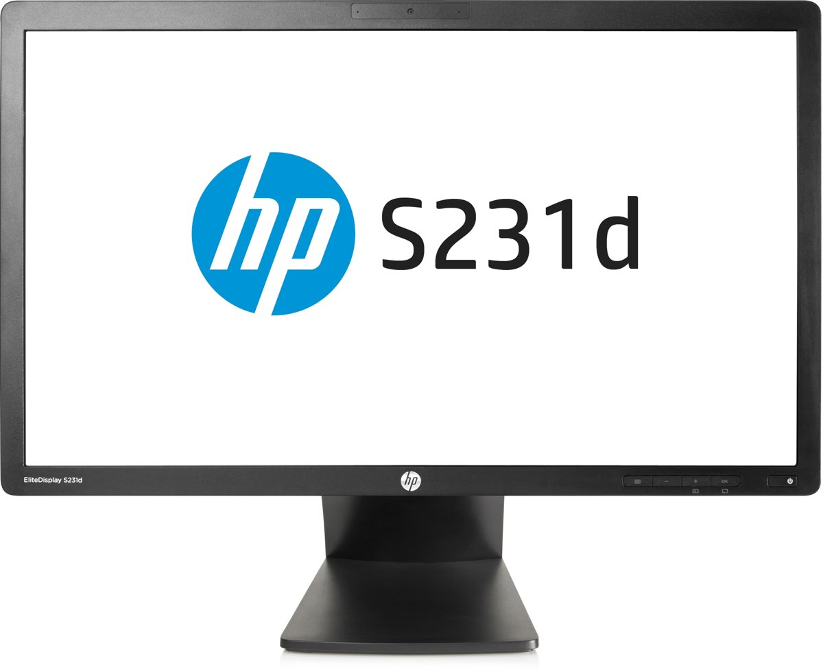 HP EliteDisplay S231d - Monitor