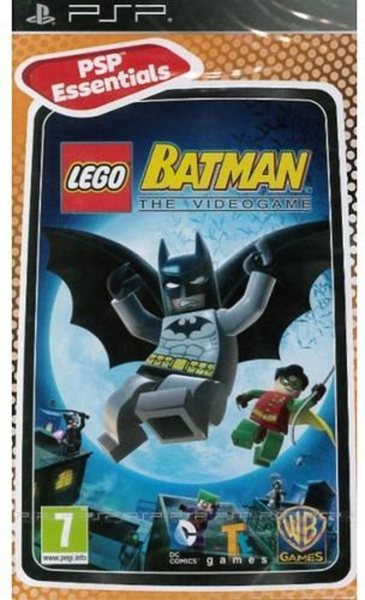 LEGO Batman, The Videogame (Essentials) PSP kopen