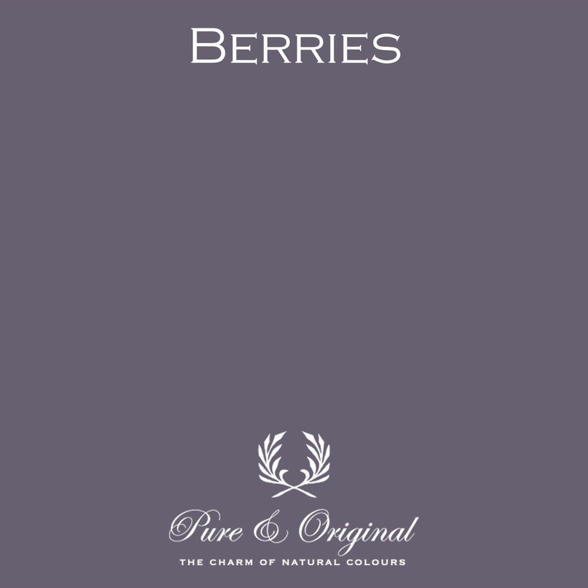 Pure & Original Classico Regular Berries 5L
