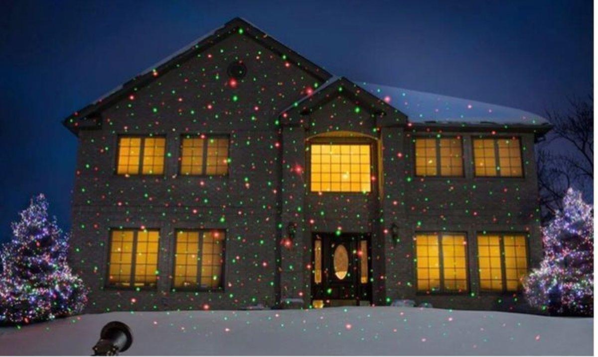 Bol Com Glow Bright Laser Projector Feest Verlichting