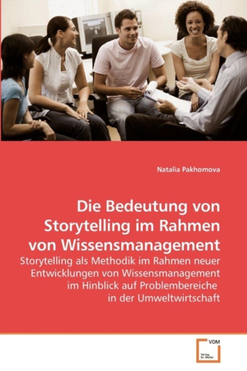 bol.com | Die Bedeutung Von Storytelling Im Rahmen Von ...