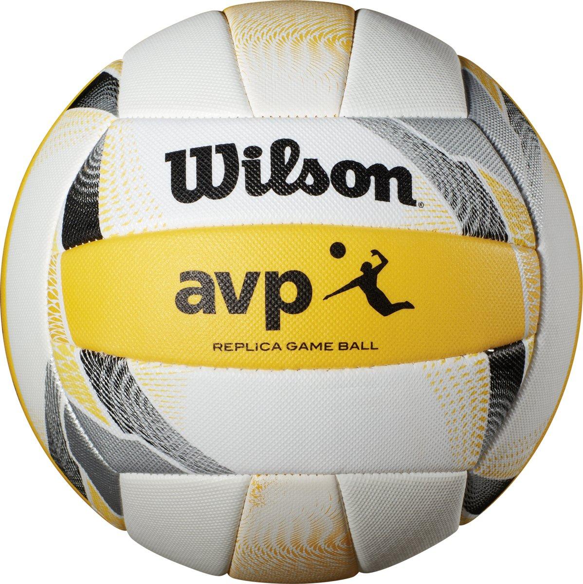 Wilson Beachvolleybal - geel/wit/zwart kopen