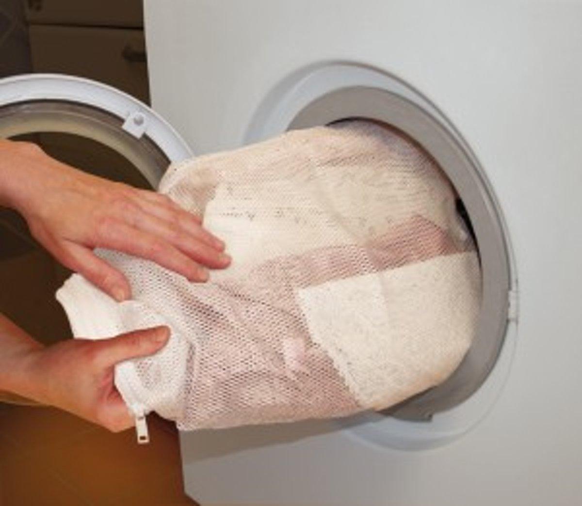 Wasnet voor 5 kg wasgoed - 90 x 60 cm kopen