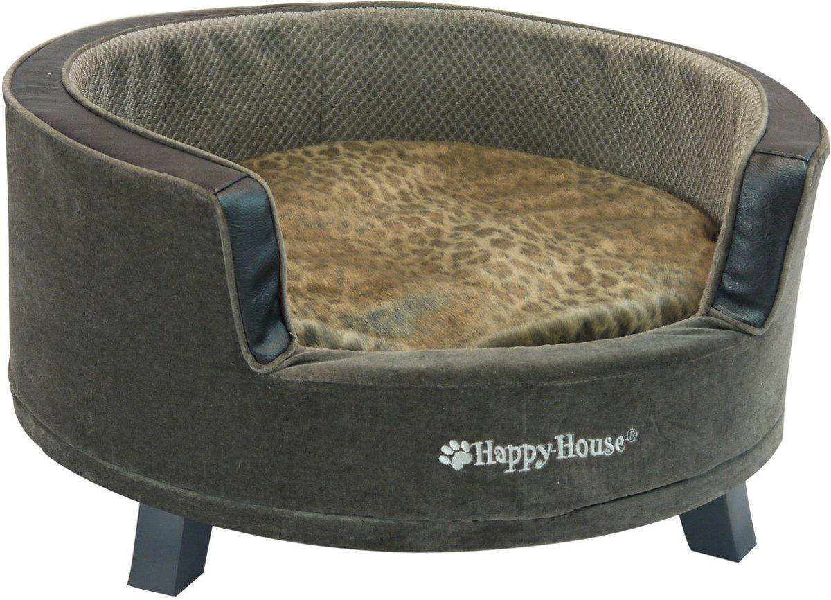 Happy-House Hondenmand Sofa Luipaard - 55X23X34 CM kopen
