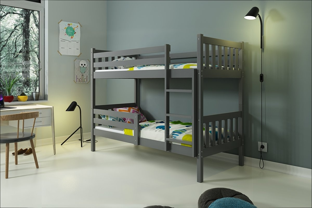 Bol.com stapelbed inclusief 2 gratis matrassen & bedbodems