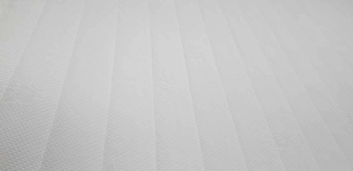 Topper-Dekmatras nasa - traagschuim - memory foam 90x200 ACTIEPRIJS