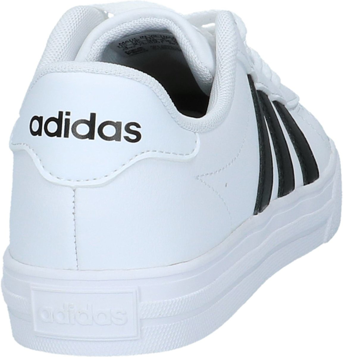 new style 6adc3 b5112 bol.com  Adidas - Daily 2.0 K - Sneaker laag sportief - Jongens - Maat 35  - Wit - Ftwr White