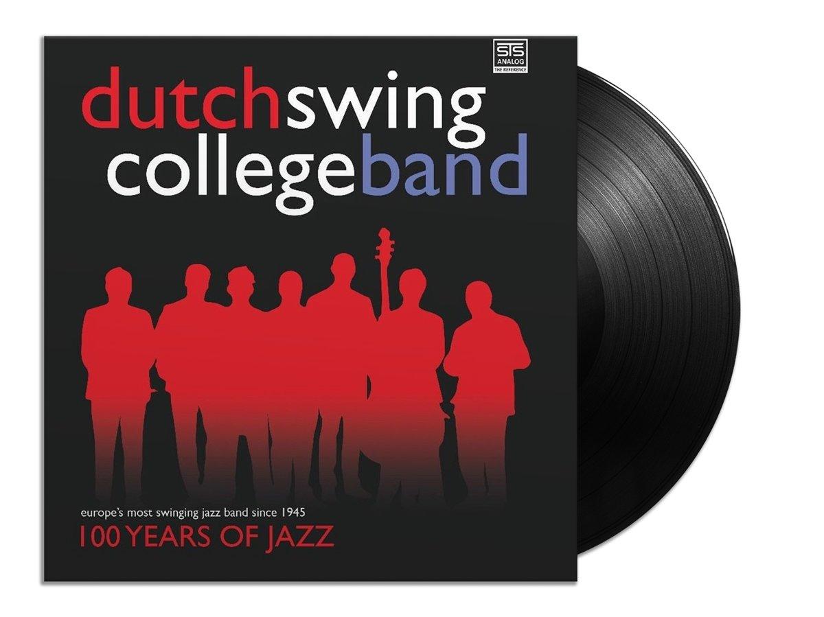 Dutch Swing College Band - 100 YEARS OF JAZZ   LP kopen