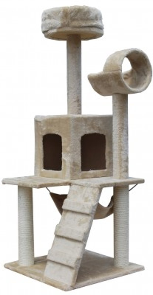 Topmast Krabpaal Amerika Beige 51 * 51 * 131 cm
