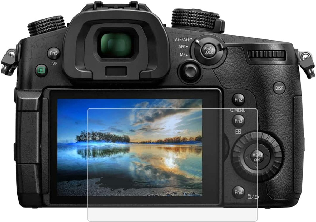 PULUZ 2.5D 9H Gehard Glasfilm voor Panasonic GH5, compatibel met Canon EOS M3 / M5 / M10 kopen