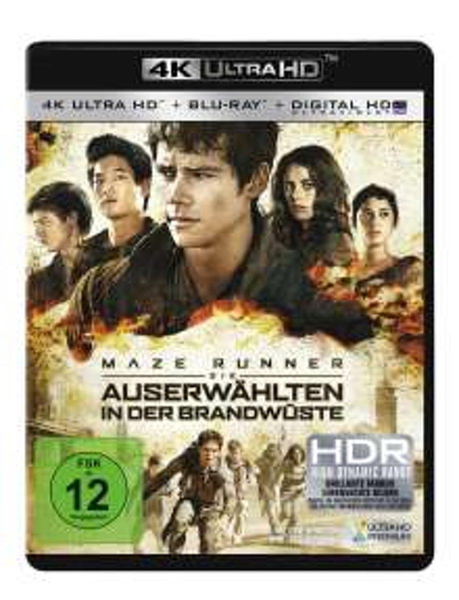 Maze Runner 2 (Ultra HD Blu-ray & Blu-ray)-