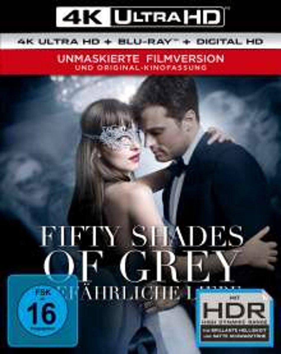 Fifty Shades of Grey 2 - Gefährliche Liebe (Ultra HD Blu-ray & Blu-ray)-