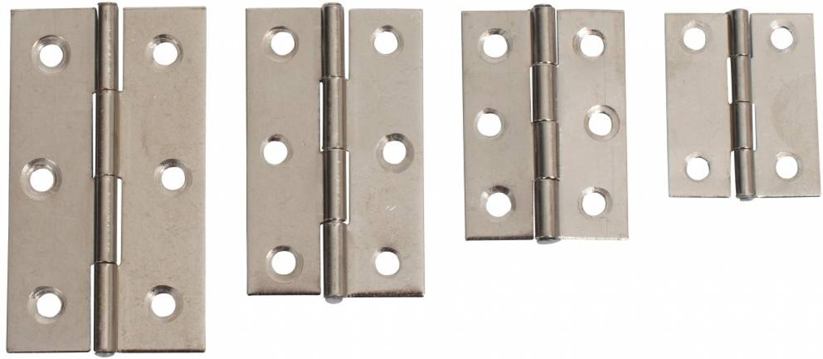 Scharnier 45 mm (2x3 gaten) kopen