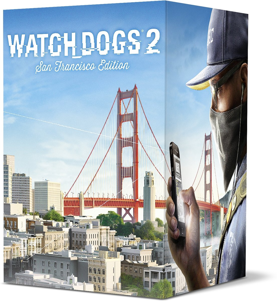 Watch Dogs 2 - San Francisco Collector Edition PlayStation 4