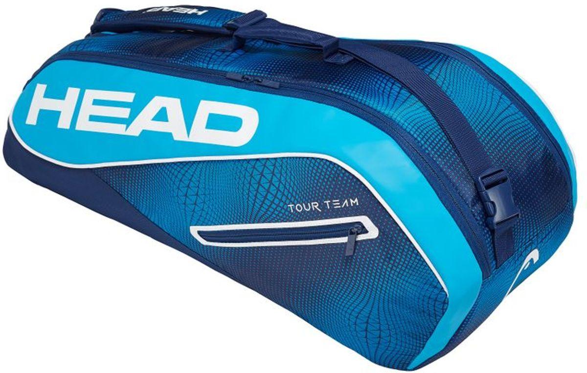 Head Tour Team 6R Combi Tennistas Navy Blauw kopen
