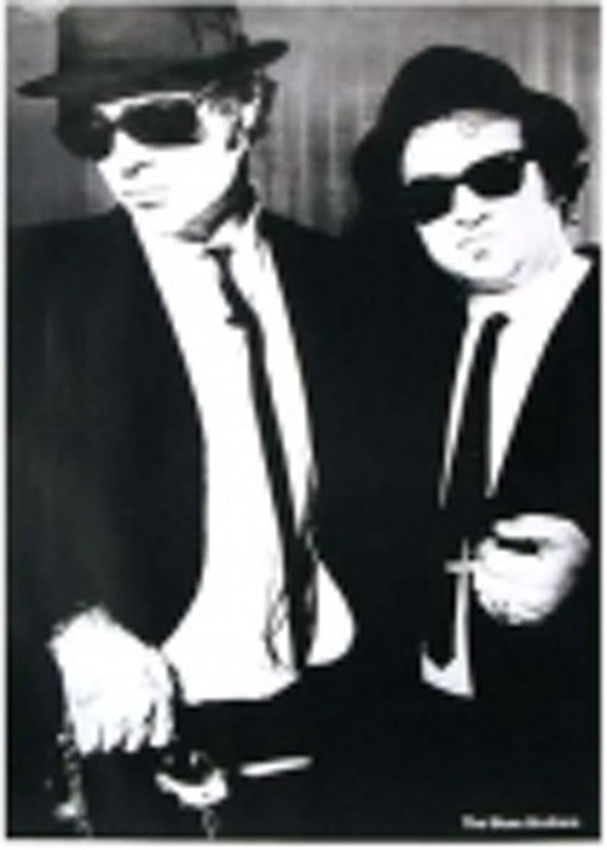 The Blues Brothers-film-John Belushi-Poster-70x100cm. kopen