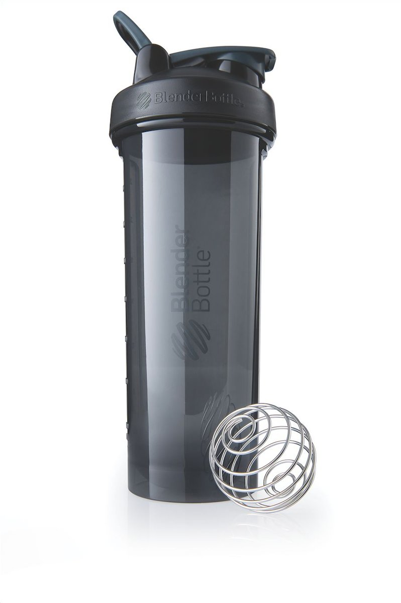 BlenderBottle Pro32 - Eiwitshaker / Bidon - 940ml - Black kopen