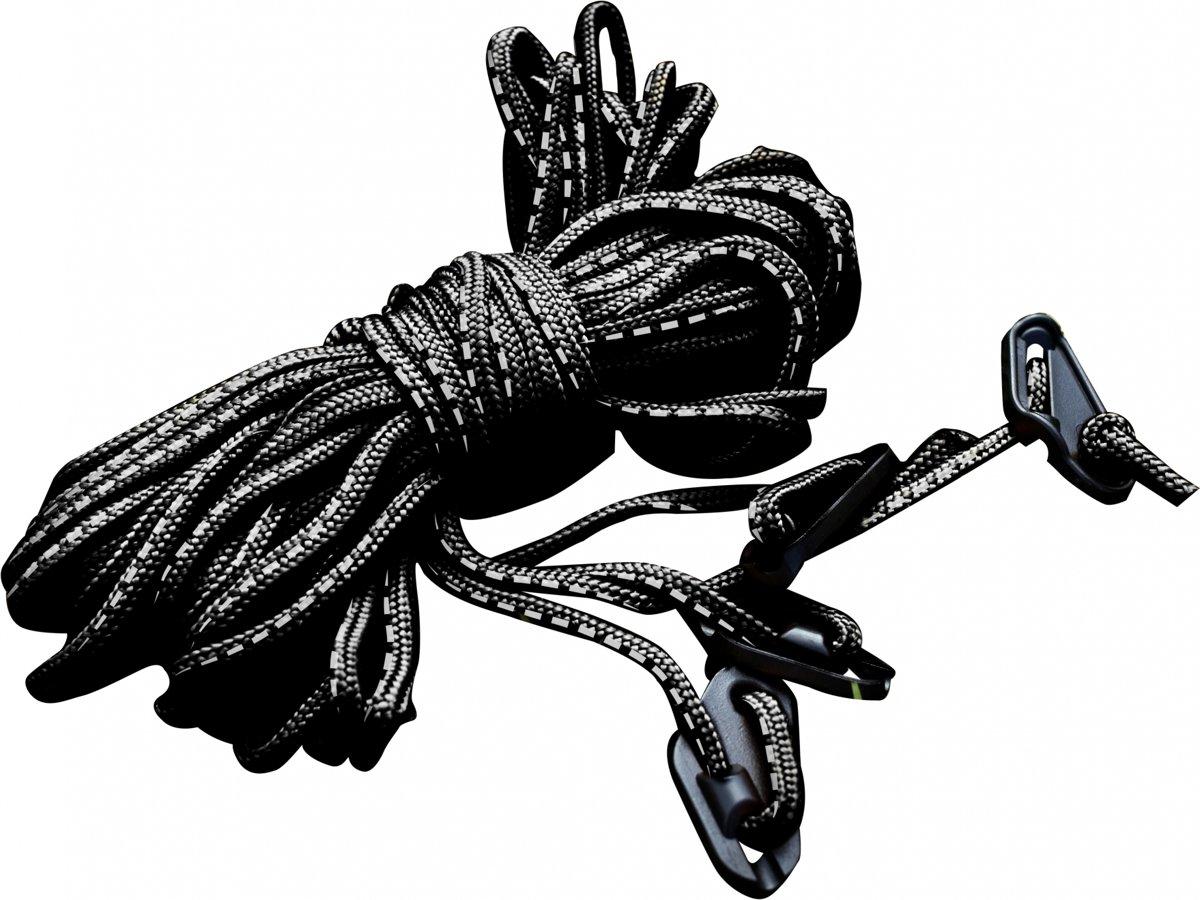 Regatta ReflectGuyline4pk Scheerlijnen - Zwart kopen