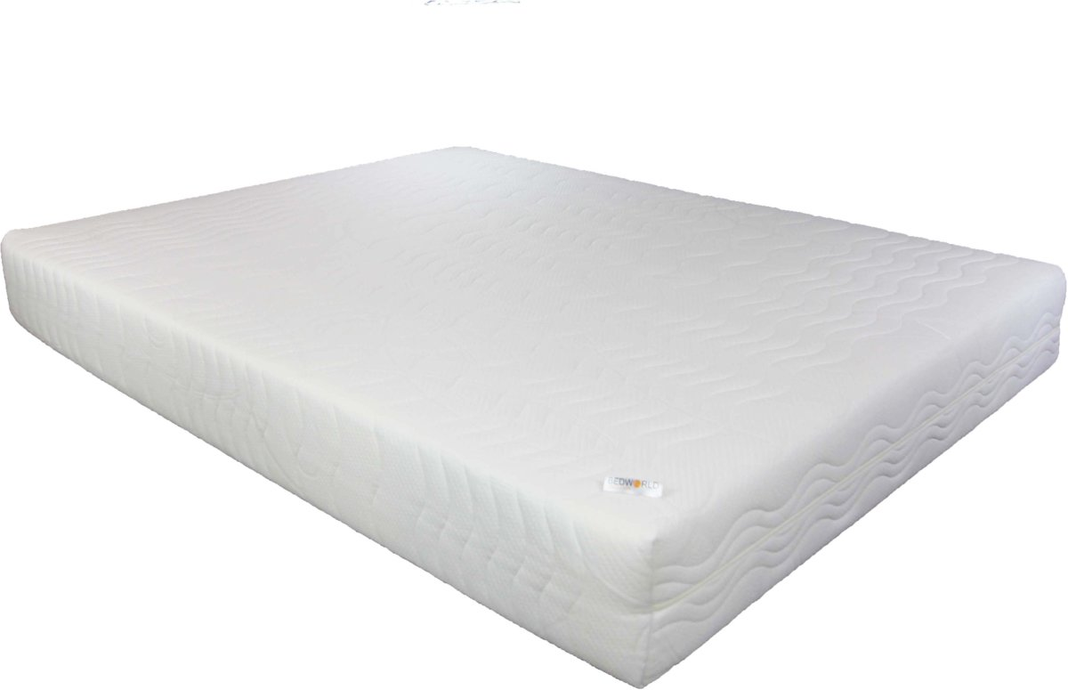 Bedworld - Matras Pocket Comfort Gold HR55 - 180x200 - 25 cm matrasdikte Medium ligcomfort