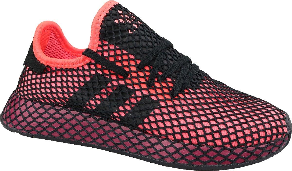 adidas Deerupt Runner EE5661, Mannen, Rood, Sneakers maat: 44 EU
