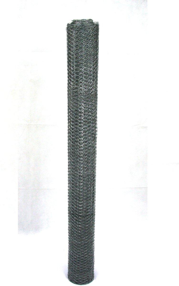 Kippengaas Rol 25m./120cm./13mm./0.7mm Gegalvaniseerd kopen