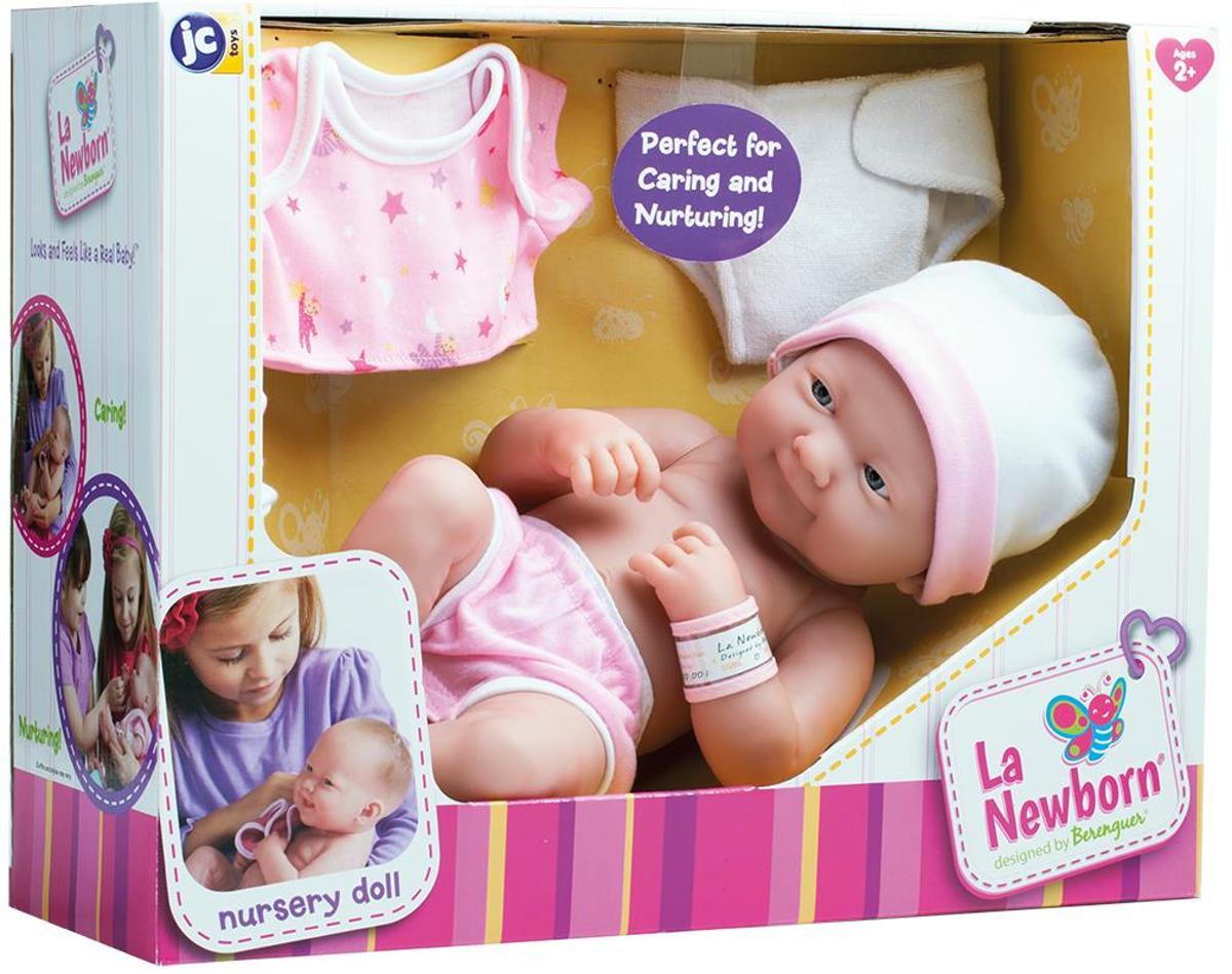 La Newborn Baby set