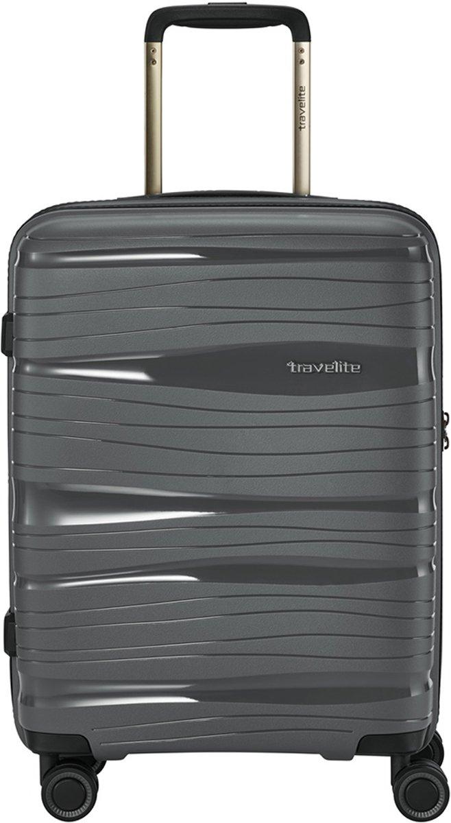 Travelite Motion koffer 55 cm antraciet kopen