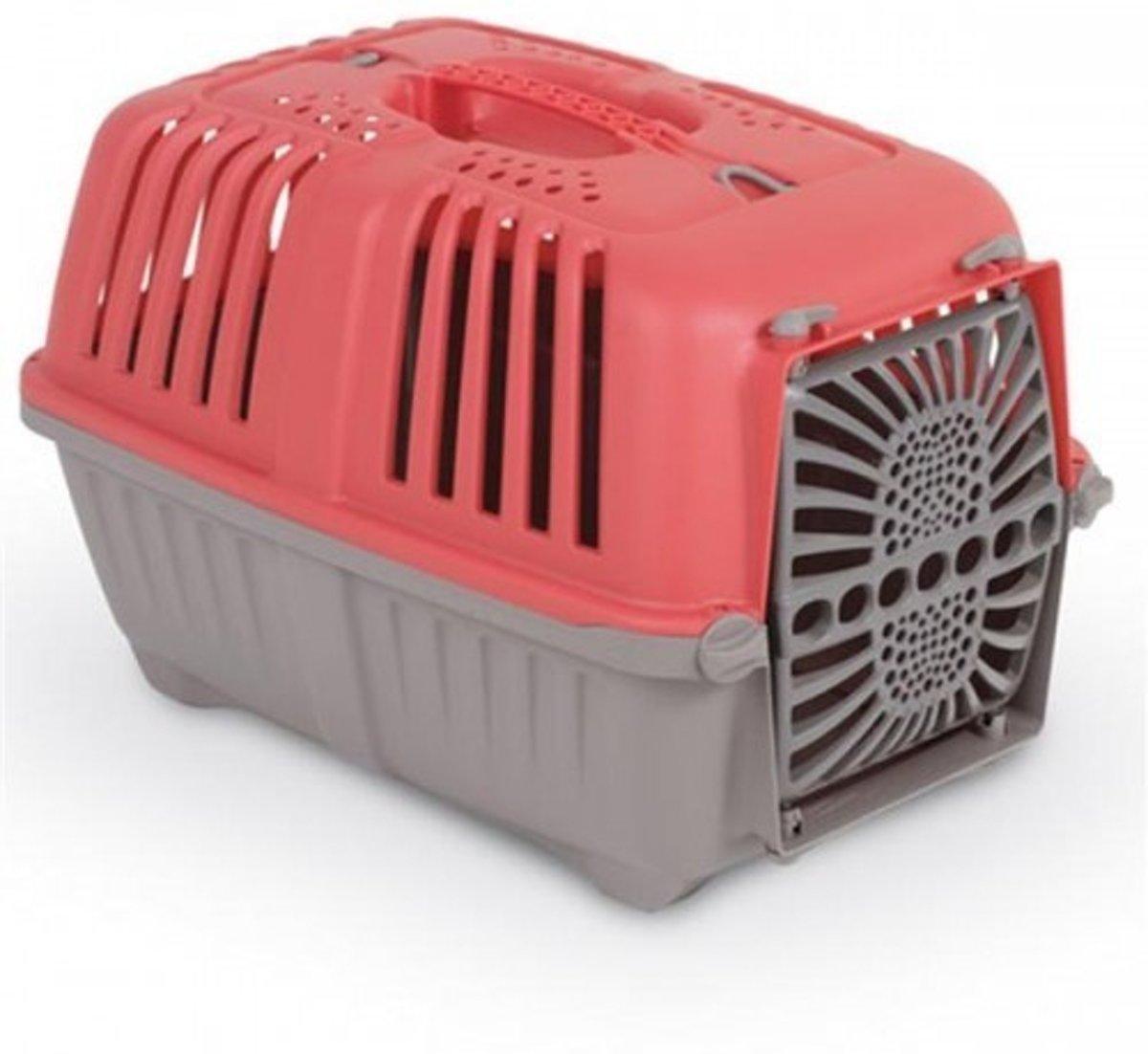 Afbeelding van product Transportbox Voyage rood grijs