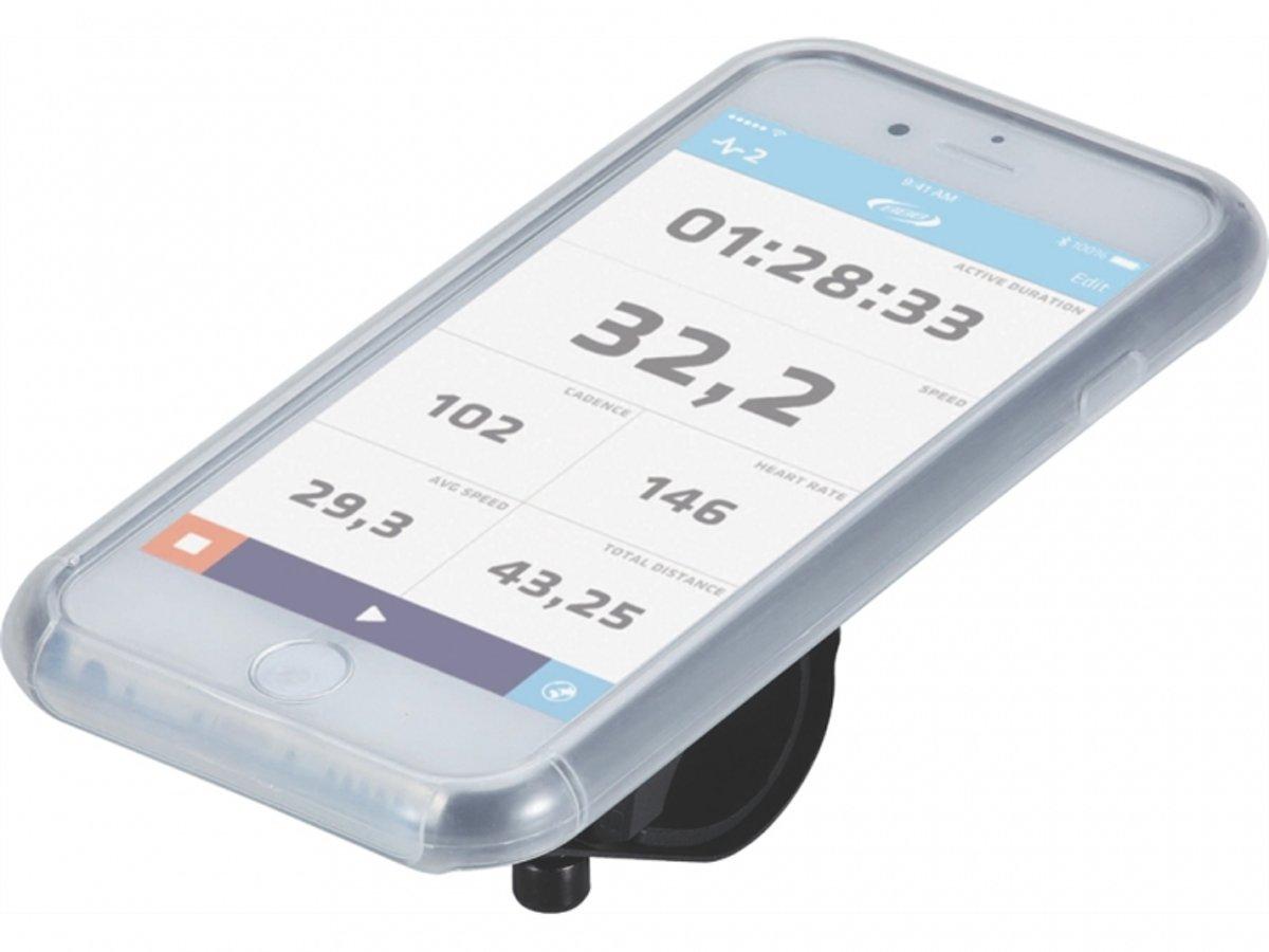BBB BSM-03 Smartphone Houder Patron i6 - Voor iPhone 6 - Wit/Zwart kopen
