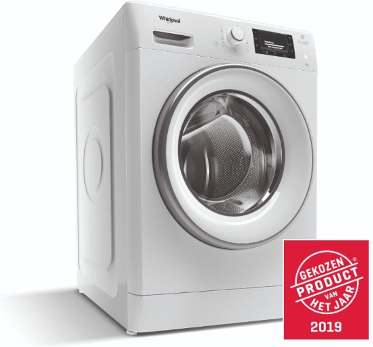 Whirlpool FWD91496WSE EU - FreshCare+ - Wasmachine