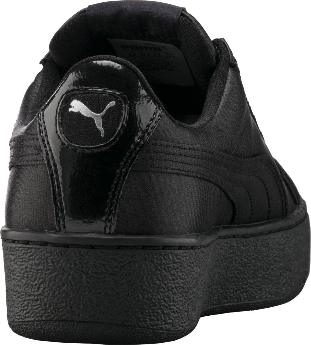 PUMA Sneakers Dames Vikky Platform EP 365239 02 Black Black