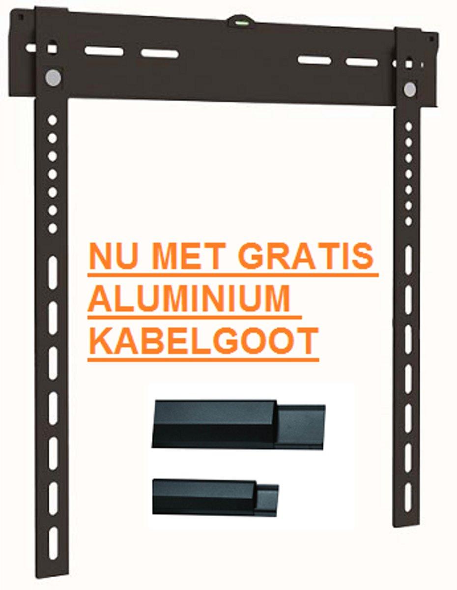 TV muurbeugel - TV1 - ultra flat TV steun - Wandbeugel - Muurbeugel voor een super platte bevestiging - TV1 FLAT kopen