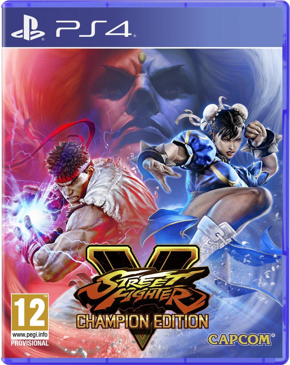 Street Fighter V Champion Edition - PS4 kopen