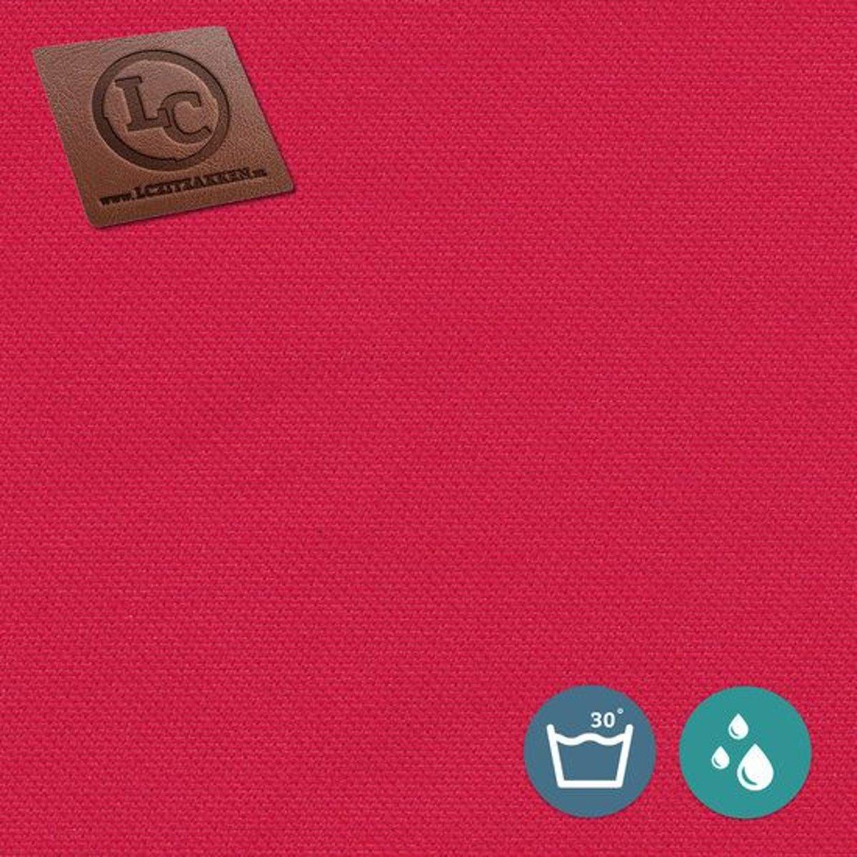 LC Zitzak hoes Nice outdoor rood - Wasbaar - Geschikt voor buiten kopen