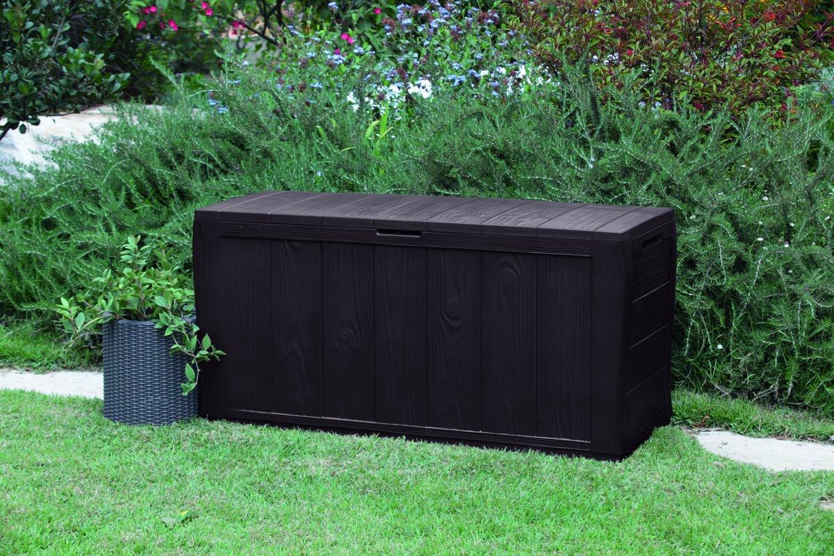 Bol.com outdoor opbergkist 270 liter opbergruimte geschikt