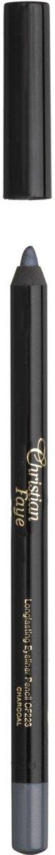 Foto van Christian Faye Gel Eyeliner Pencil Eyeliner 1 st. - CF223 - Charcoal