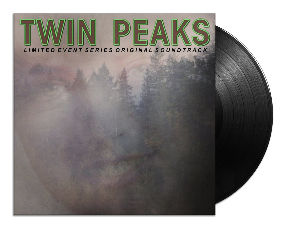 Image result for twin peaks soundtrack 2017