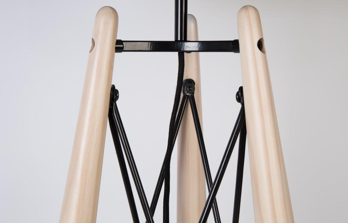 Vloerlamp Hout Landelijk : Bol designs vloerlamp tower hoogte cm houten poten