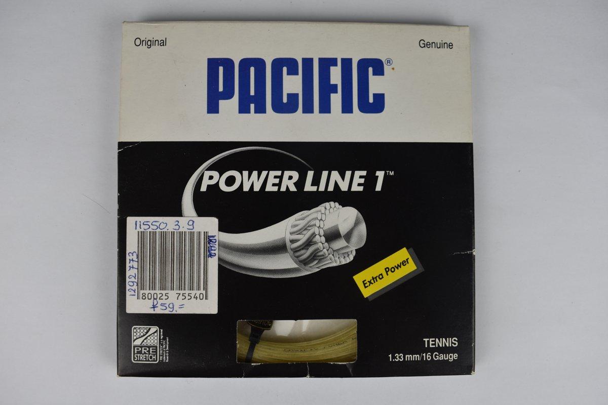 Pacific Power Line 1,33 12,2m Tennis Extra Power & Control kopen
