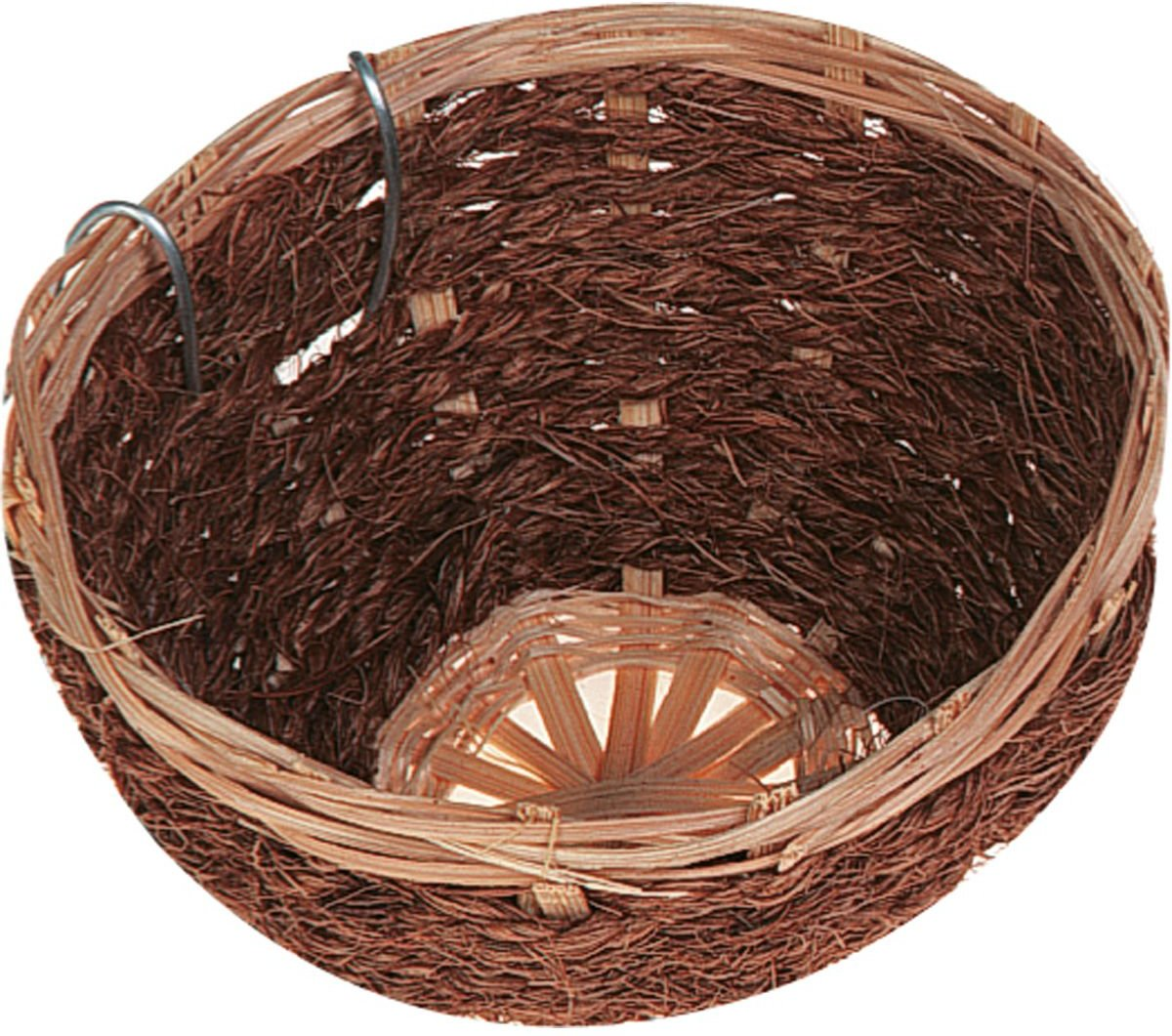 Flamingo Vogel accessoire Kanarie Broednest Bamboe kokos kopen