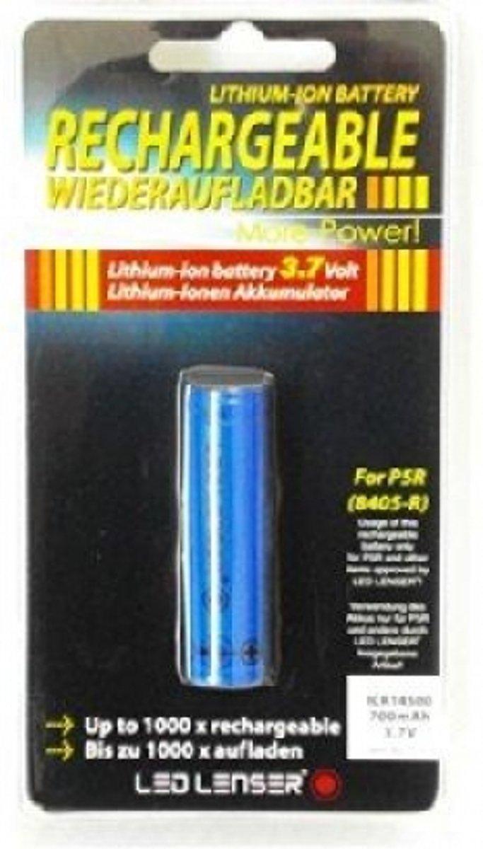 Ledlenser  Battery pack L-ion for P5R.2 kopen