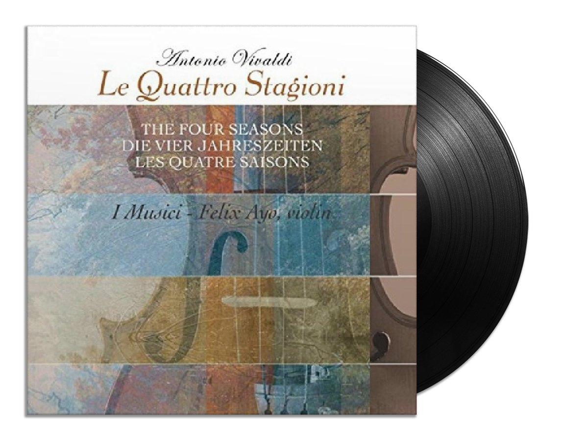 Antonio Vivaldi - LE QUATTRO STAGIONI | Vinyl kopen