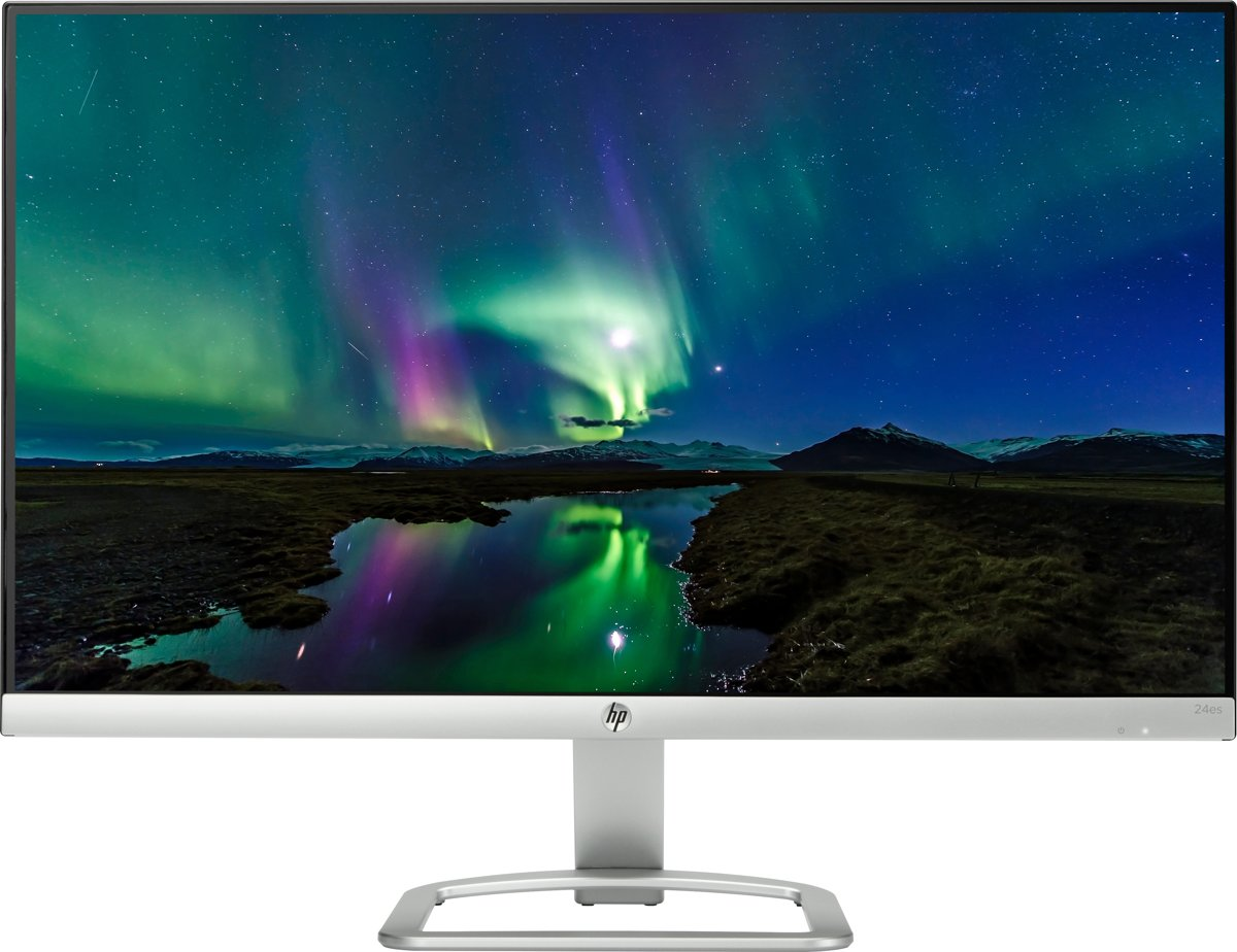 HP 24es - Full HD IPS Monitor voor €101,64 dmv code