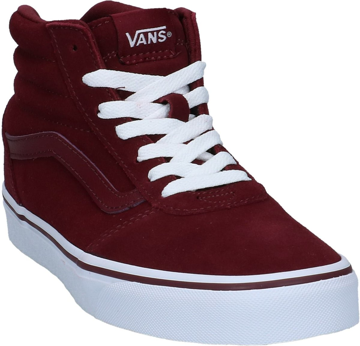vans dames bordeaux